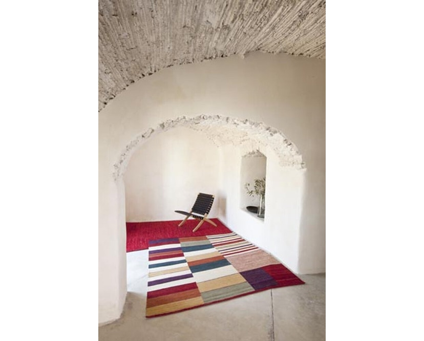 Nanimarquina - Medina 2 Teppich - mehrfarbig - 170 x 240 - 4