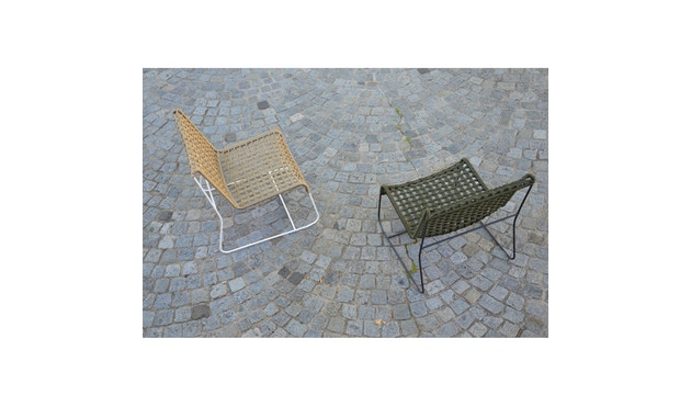 Jan Kurtz - In/Out fauteuil - zwart - 2