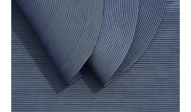 Infinity Outdoor-Teppich rund