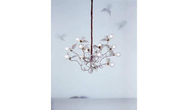 Ingo Maurer - Birdie - Kabel rot - 5