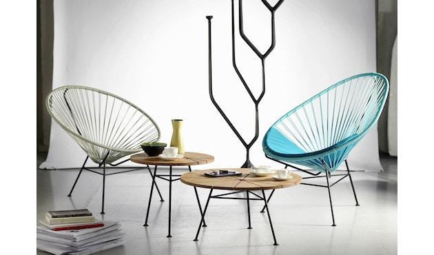 OK Design - Bam Bam Tisch - Natural Oak - Small n' tall - 2