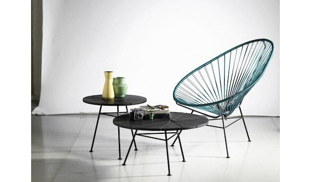 OK Design - Bam Bam tafel - zwart - Hoogte 44 cm - 2