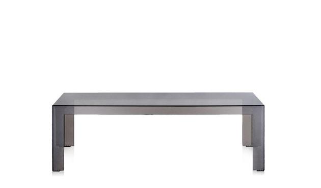 Kartell - Invisible Side - bijzettafel  - rookgrijs - Hoogte 40 cm - 2