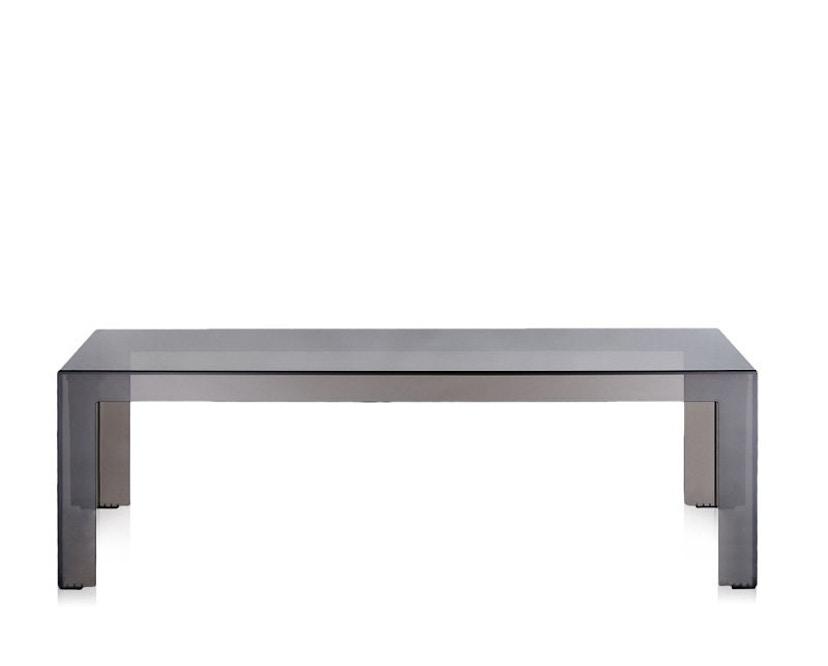 Kartell - Invisible Side - Beistelltisch - hoch - grau - 2