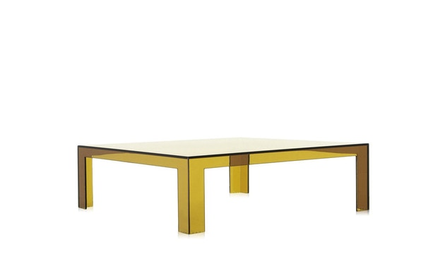 Kartell - Invisible Table - salontafel - groen - 2
