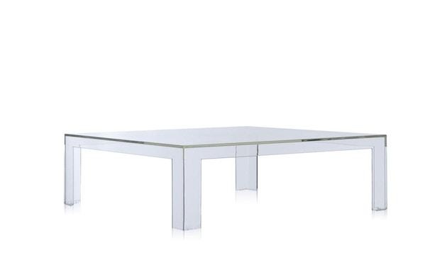 Kartell - Invisible Table - Couchtisch - glasklar - 1