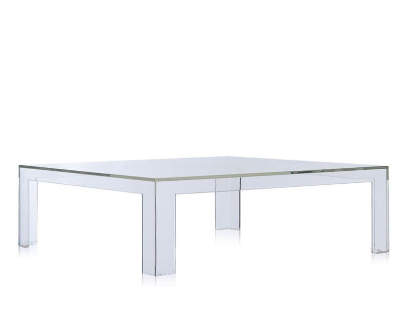 Kartell - Invisible Table - salontafel - glashelder - 1