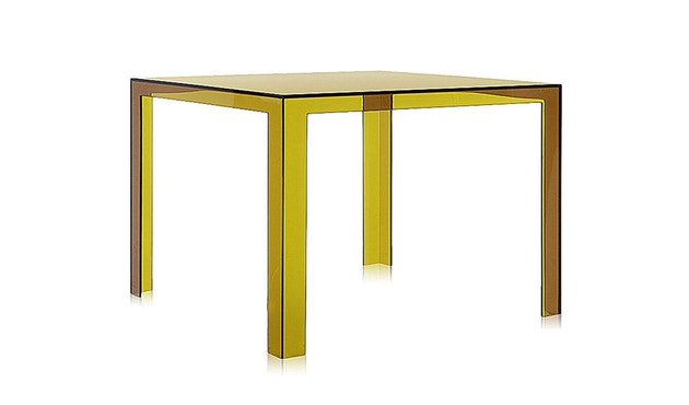 Kartell - Invisible Table - eettafel - groen - 1