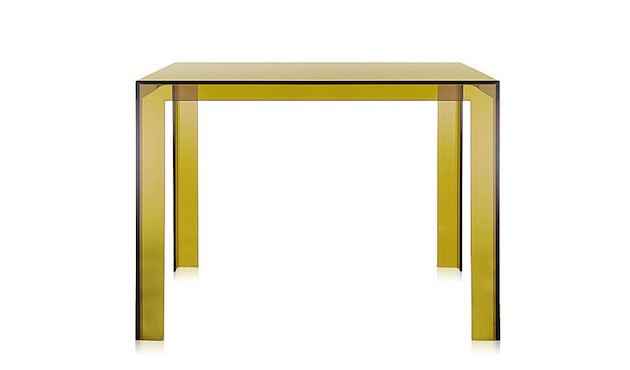 Kartell - Invisible Table - eettafel - groen - 2
