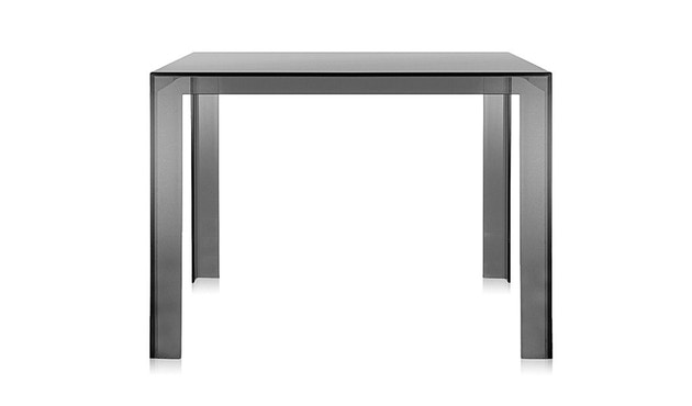 Kartell - Invisible Table - Esstisch - grau - 2