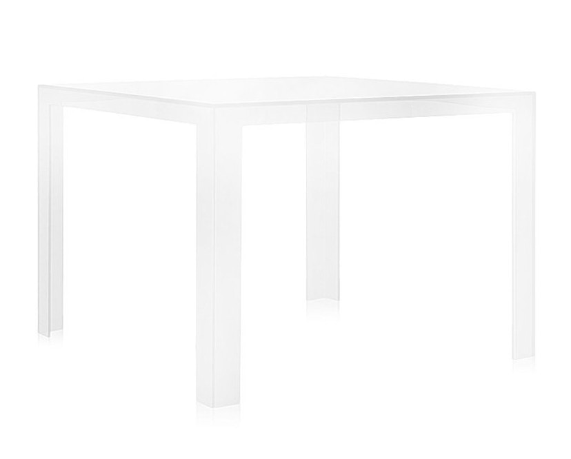 Kartell - Invisible Table - eettafel - glashelder - 1