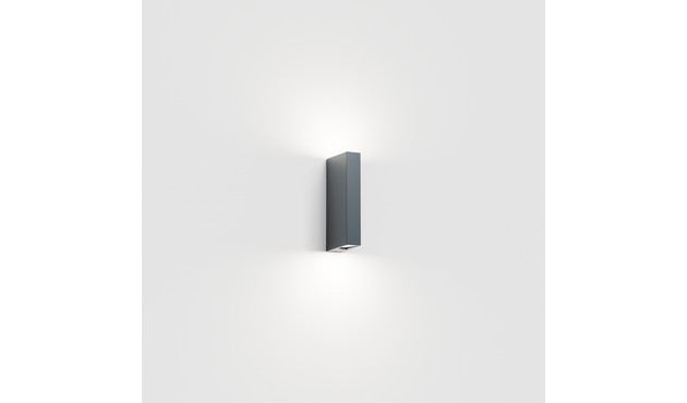 IP44.de - Gap Y wandlamp - antraciet - 1