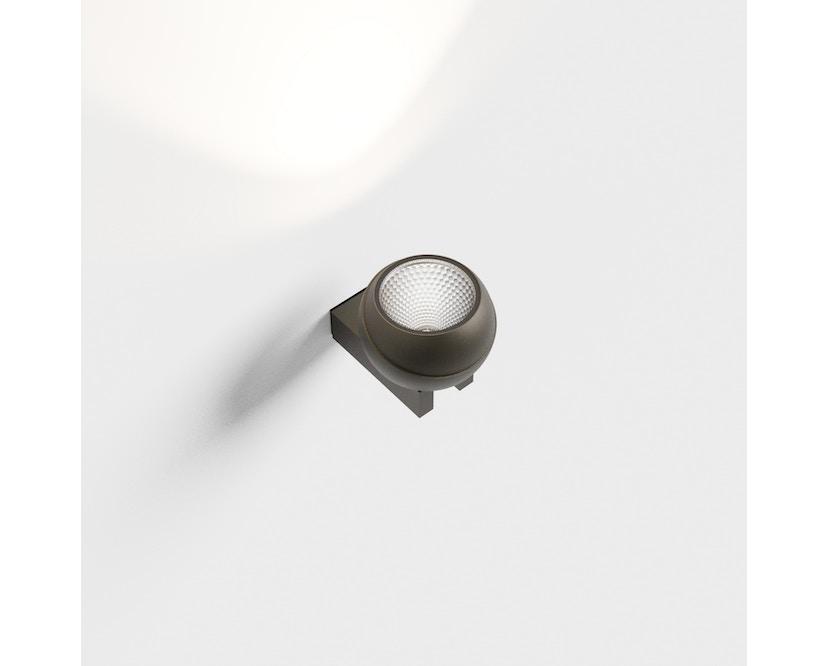 IP44.de - shot hook Halterung - kühles braun - 6