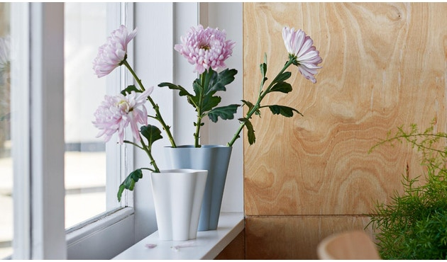 HAY - Iris Vase - S - grün - 1