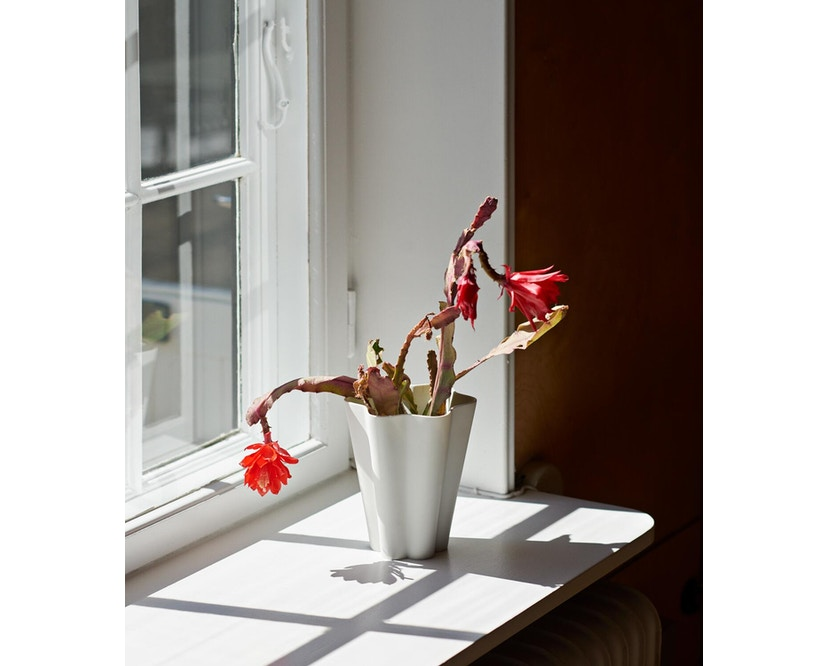 HAY - Iris Vase - S - grün - 2