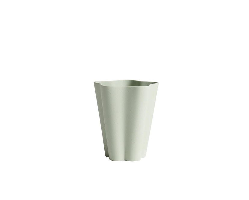 HAY - Iris Vase - S - grün - 0
