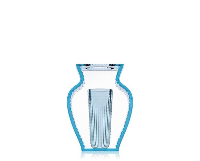 Kartell - I Shine - blau - transparent - 1