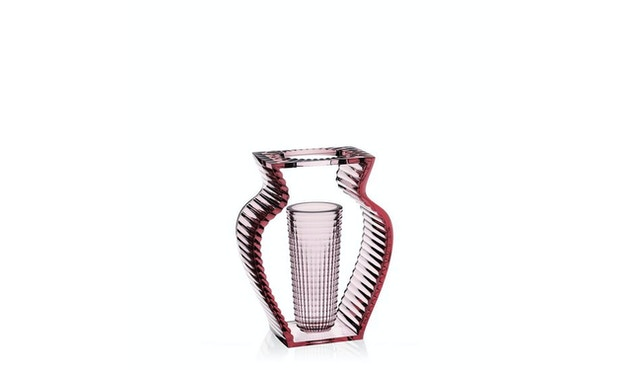 Kartell - I Shine - rosa - transparent - 2