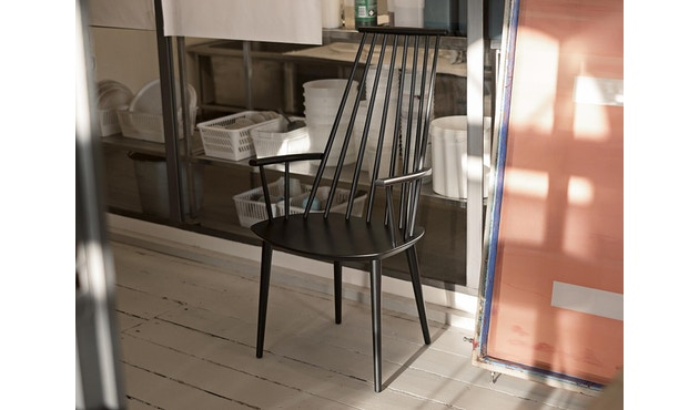 HAY - Chaise J110 - gris brume - 3