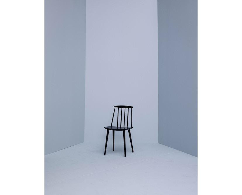 HAY - J77 stoel - zwart - 2