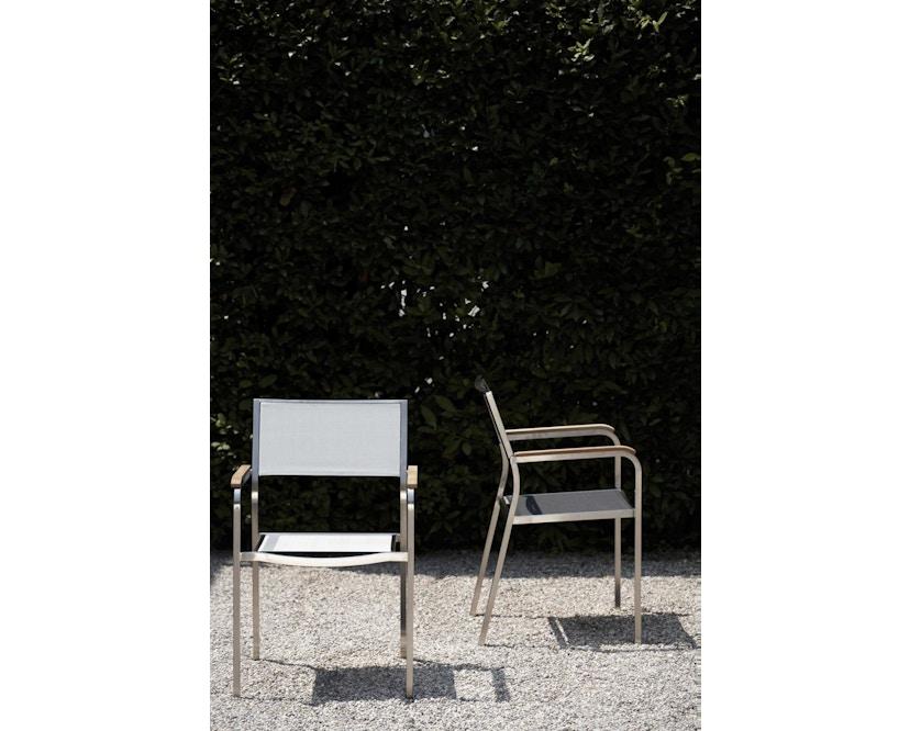 Jan Kurtz - Armlehnstuhl Lux - weiß - 8
