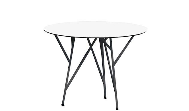 Jan Kurtz - Astwerk tafel - rond Ø 100 cm - zwart - 1