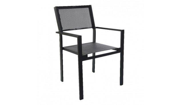 Jan Kurtz - Sitzkissen für Stuhl Cubic oder Lux Alu - weiß - 3