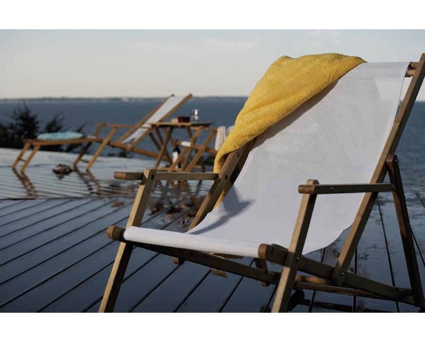 Jan Kurtz - Maxx ligstoel - zonder voetsteun - blauw - 3