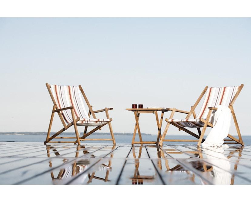 Jan Kurtz - Chaise longue Maxx - sans piètement - vert foncé - 3