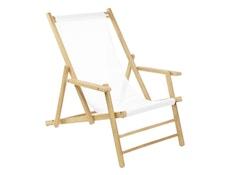Jan Kurtz - Deckchair - ohne Fußteil