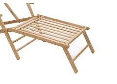 Deckchair Fußteil von Jan Kurtz