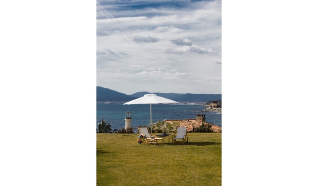 Jan Kurtz - Elba parasol - rond - 2