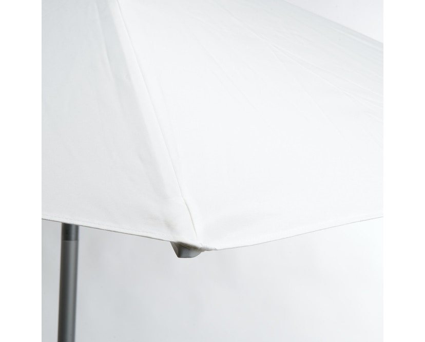 Jan Kurtz - Elba Sonnenschirm rund - L - weiß - 0