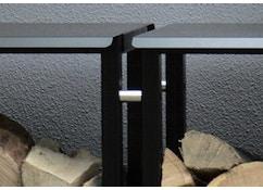 Holzmichel - Verbindungsset 2 nebeneinander