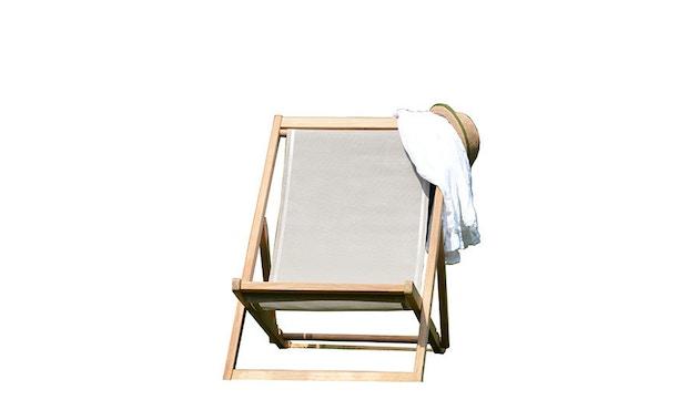 Jan Kurtz - Chaise de plage Cannes - taupe - 2
