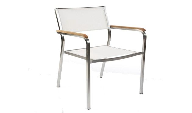 Jan Kurtz - Lounge Stapelsessel Lux xl - weiß - 1