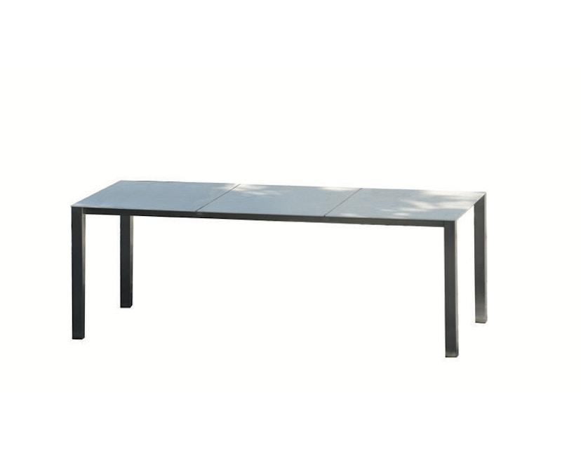 Jan Kurtz - Lux Base Tisch - 3 Tischplatten - schwarz - 1