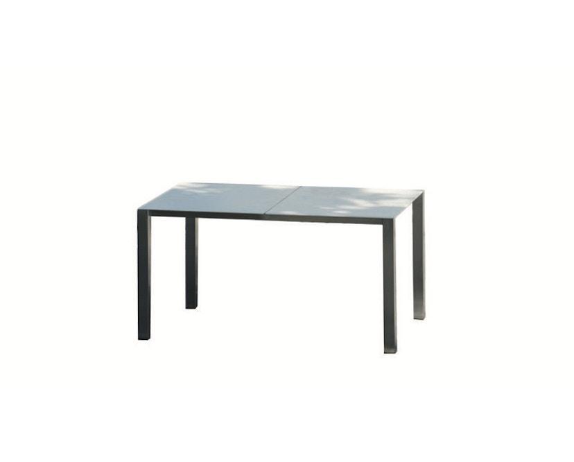Jan Kurtz - Lux Excell tafel - 160 x 90 cm - taupe - 1