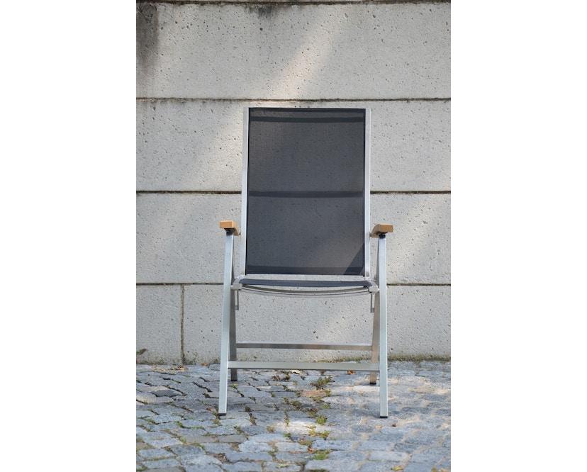 Jan Kurtz - Lux Klappsessel - weiß - 3