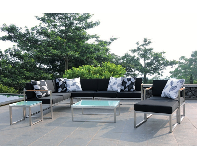 Jan Kurtz - Lux Lounge hoekcombi - Variant 4 - 5