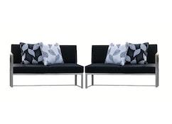 Jan Kurtz - Lux Lounge Sitzkombi - Variante 4