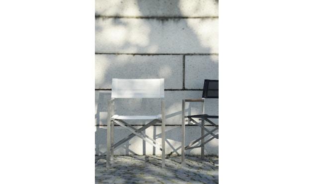 Jan Kurtz - Lux Regiesessel - weiß - 3