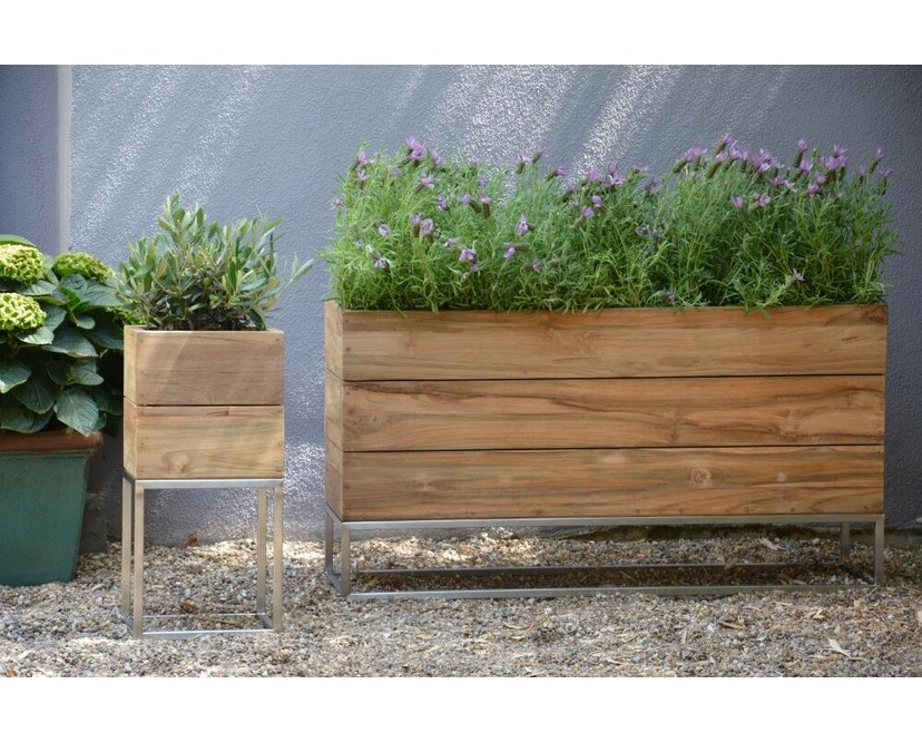 Jan Kurtz - Mini Garden Blumenkübel mit Gestell - 3