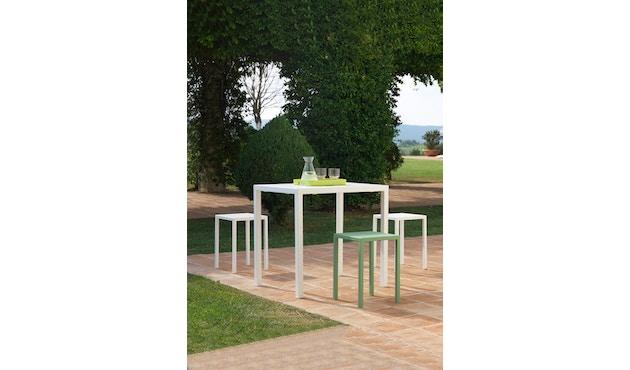 Jan Kurtz - Newtown  Tisch - 70cm - weiß - 3