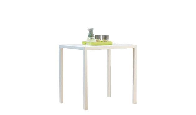 Jan Kurtz - Newtown  Tisch - 70cm - weiß - 1