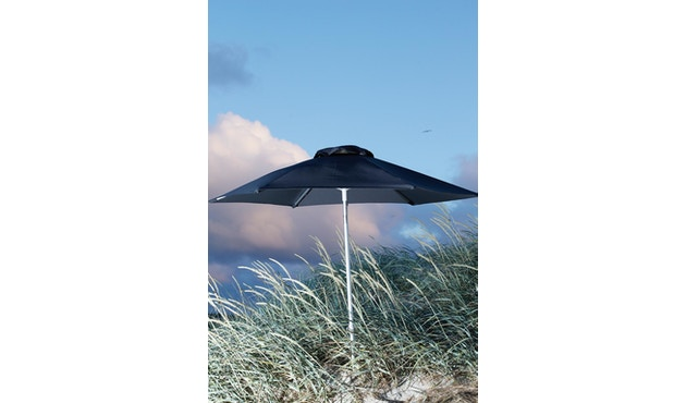 Jan Kurtz - Parasol Elba - rectangulaire - 200 x 200 cm - nature - 1