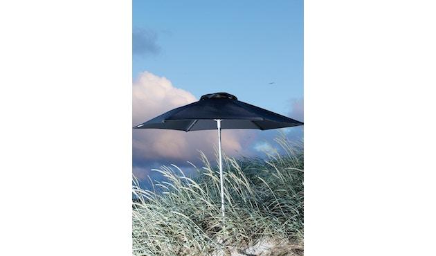 Jan Kurtz - Elba parasol - hoekig - 200 x 200 cm - wit - 1