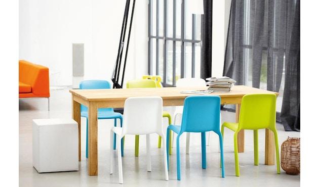 Jan Kurtz - Stuhl Snow - blau - Produktauslauf - 5