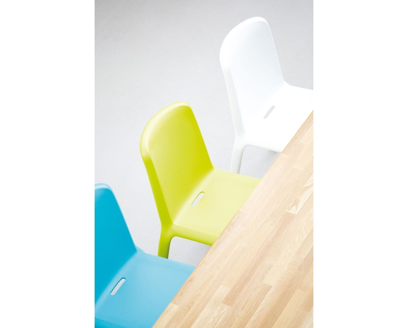 Jan Kurtz - Stuhl Snow - blau - Produktauslauf - 7