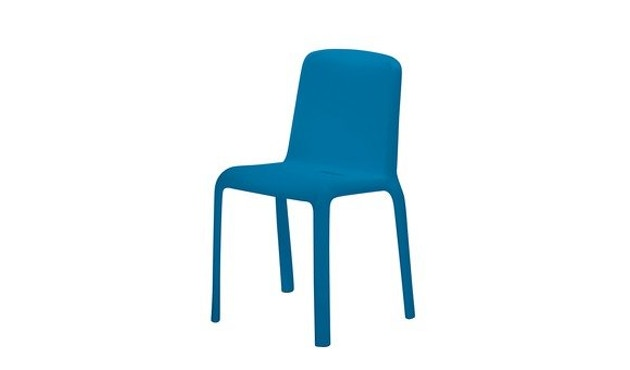 Jan Kurtz - Stuhl Snow - blau - Produktauslauf - 1